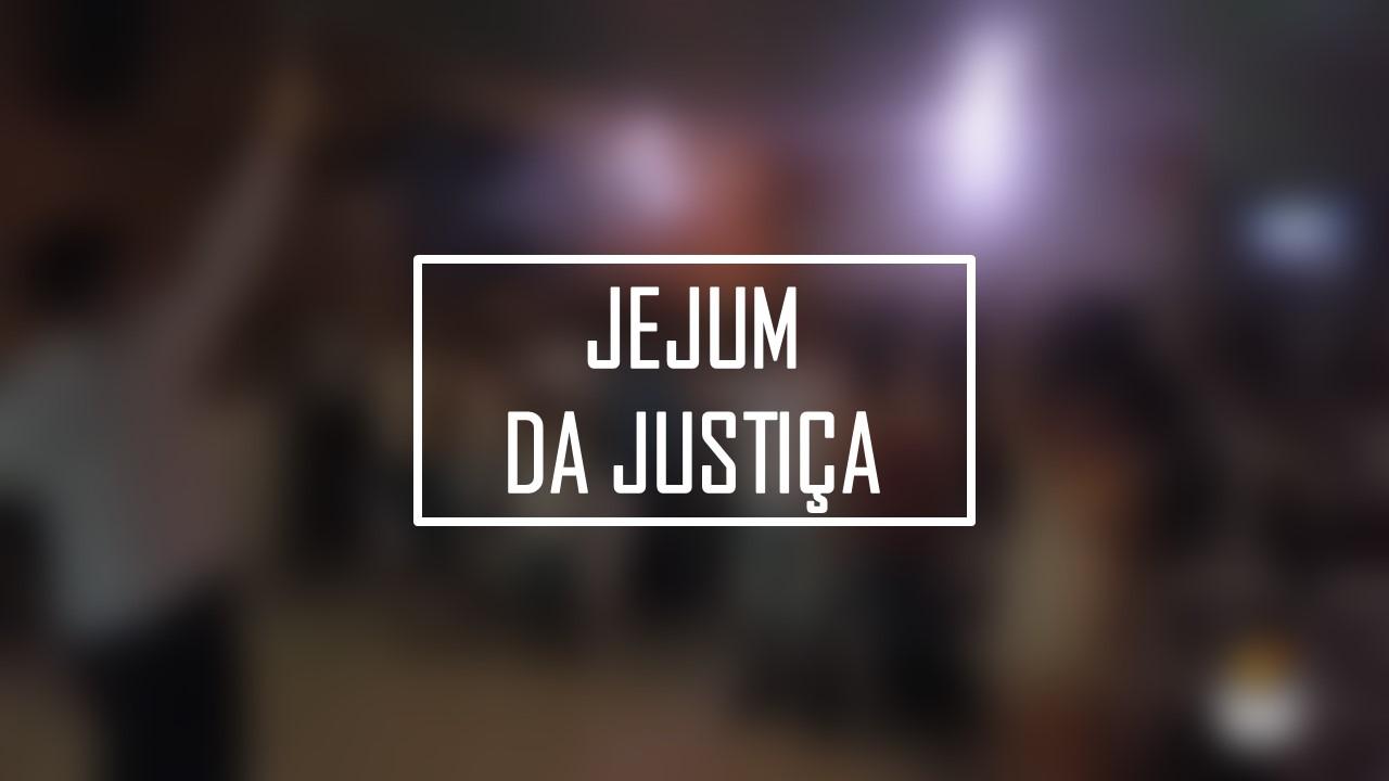 JEJUM DA JUSTIÇA DOS GADITAS