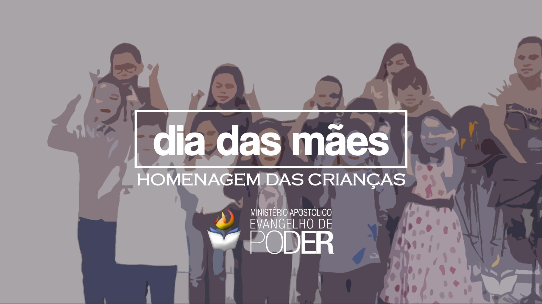 MÃE - UMA HOMENAGEM DAS CRIANÇAS 2017 - REDE RIA