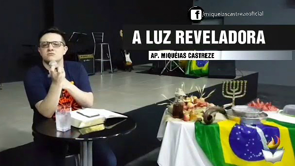A LUZ REVELADORA