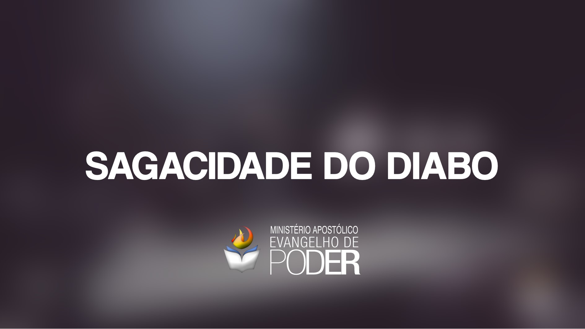 A SAGACIDADE DO DIABO