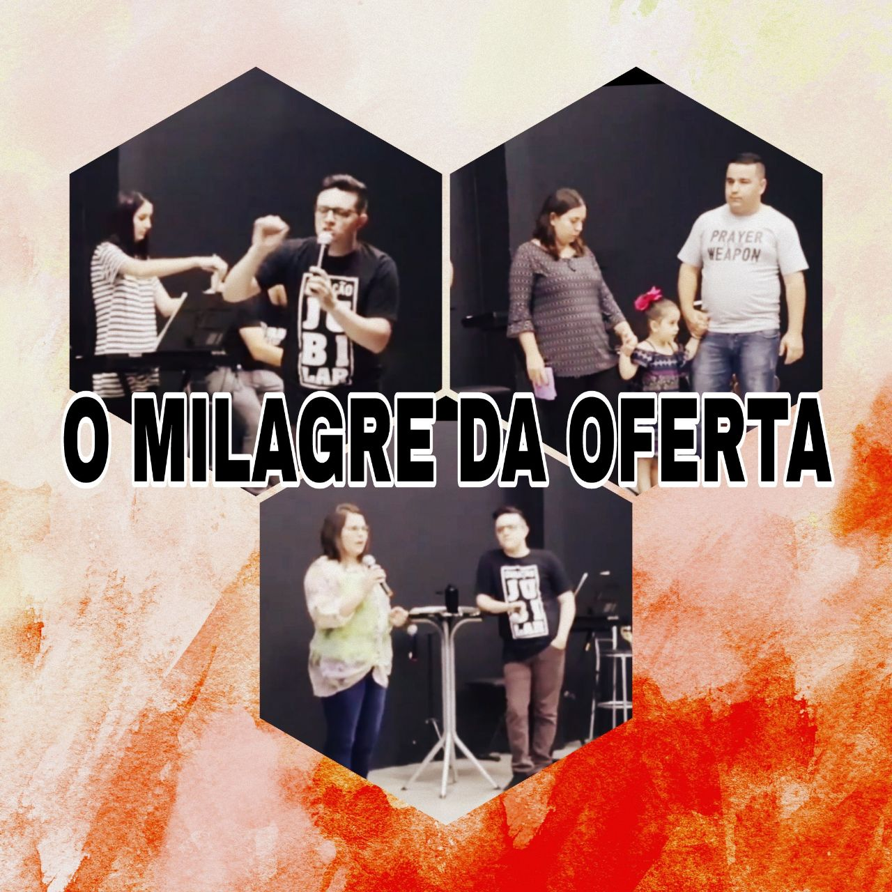 O MILAGRE DA OFERTA - TESTEMUNHOS