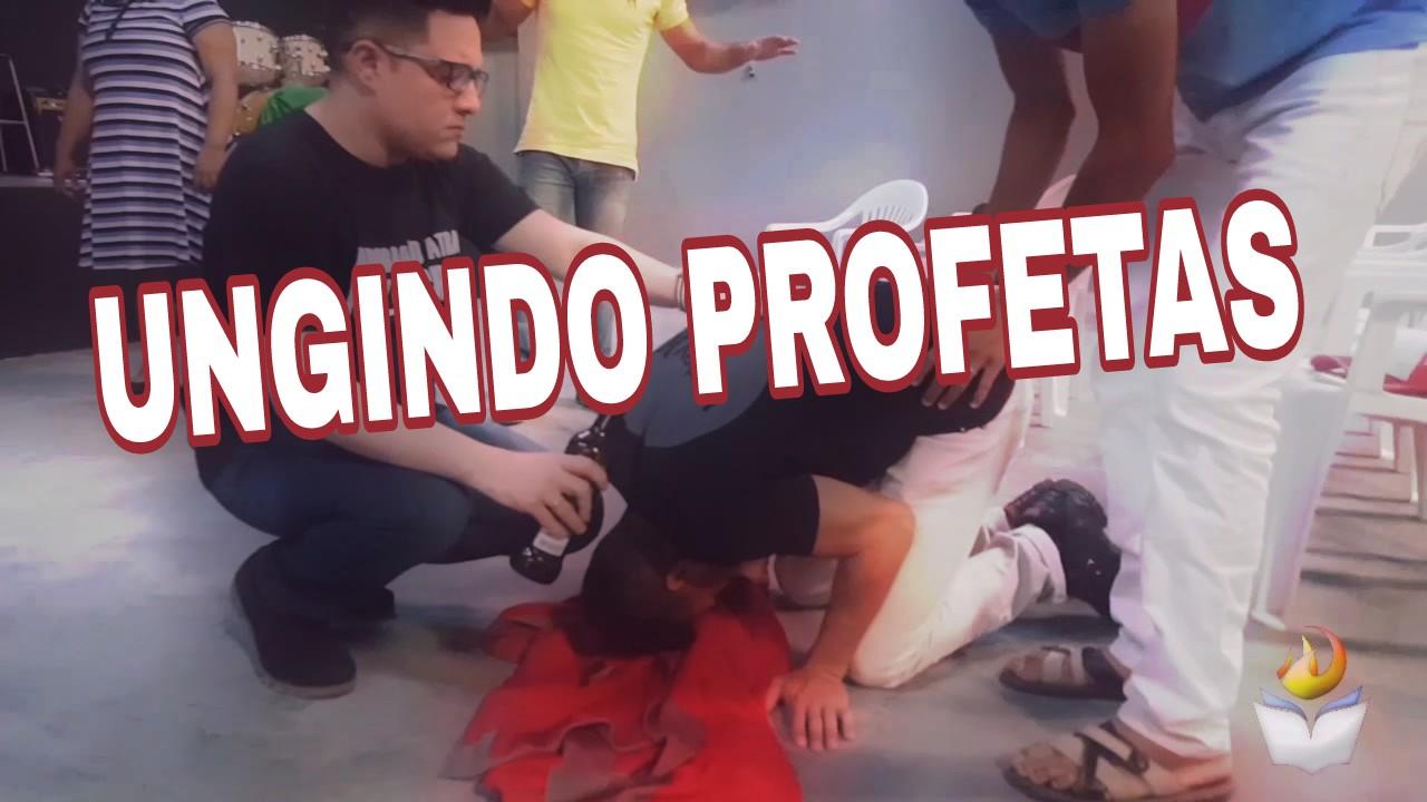 UNGINDO PROFETAS - JOÃO PAULO