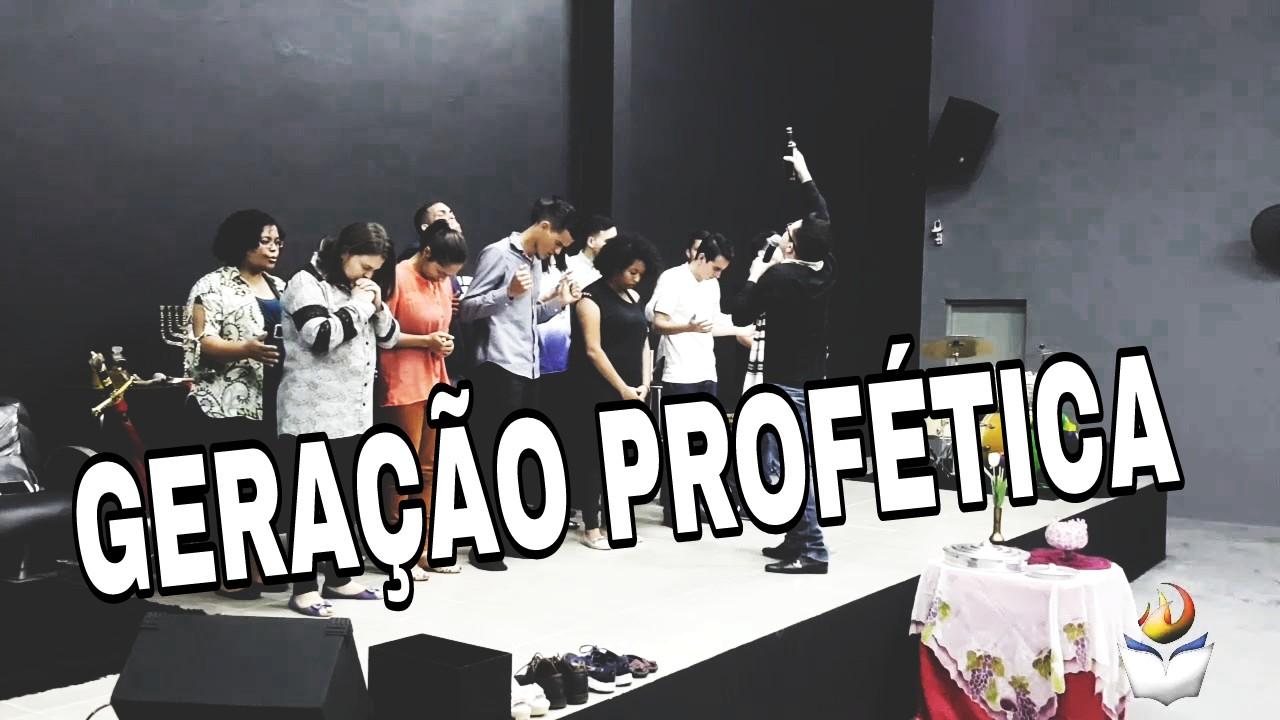 UNGINDO UMA GERAÇÃO PROFÉTICA
