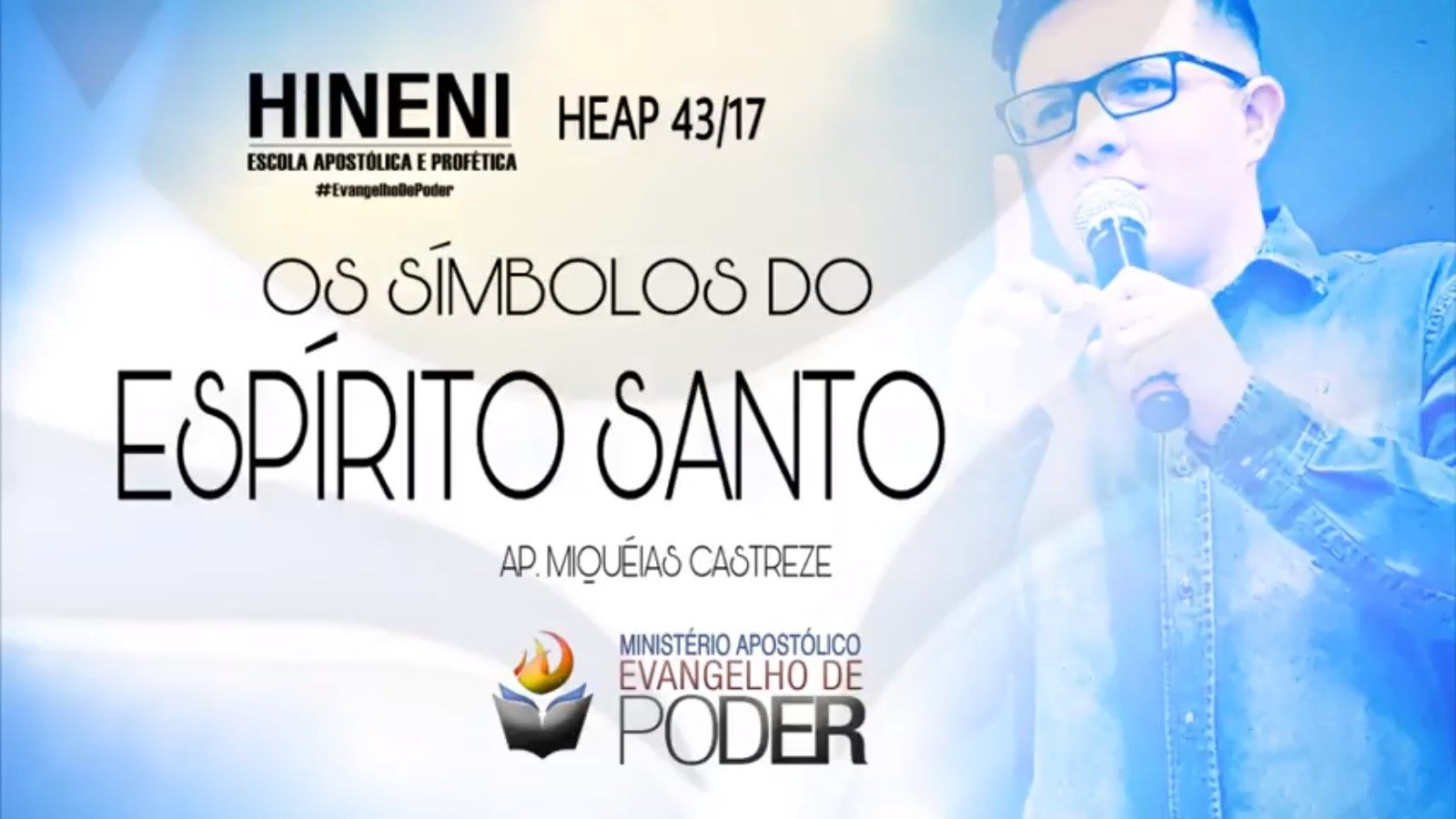 [HEAP 43/17] OS SÍMBOLOS DO ESPÍRITO SANTO