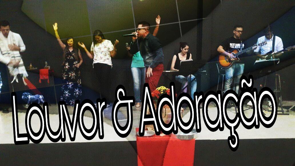 LOUVOR E ADORAÇÃO - DOMINGO APOSTÓLICO (03, Dez 2017)