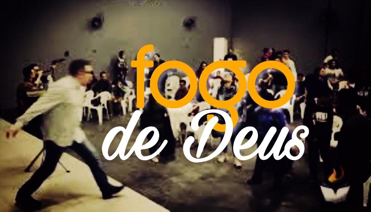 FOGO DE DEUS / ATIVANDO INTERCESSORES