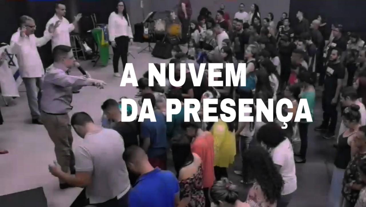 A NUVEM DA PRESENÇA - AP. VERÔNICA IBBA