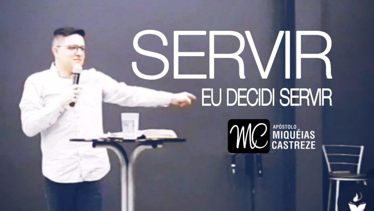 SERVIR - EU DECIDI SERVIR
