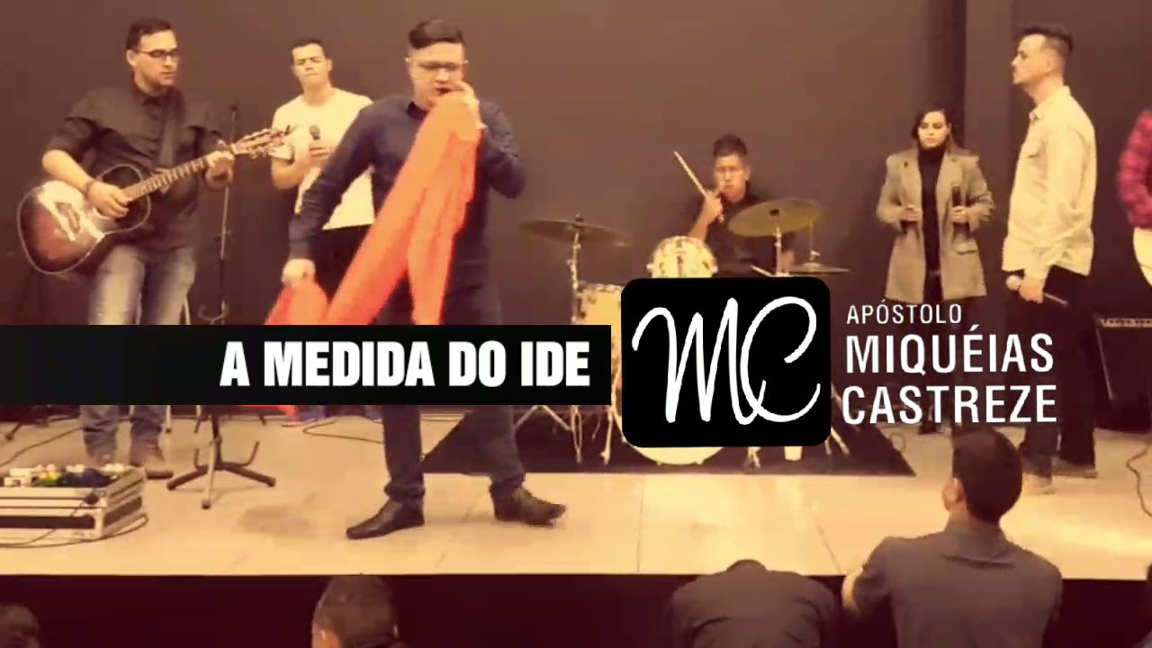 A Medida do IDE | A Profecia (Conferência IDE 2019) | Ap. Miquéias Castreze