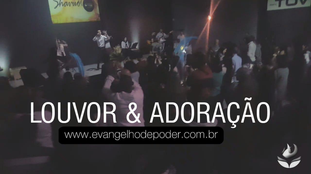 Louvor & Adoração   Domingo Apostólico - Shavuot 2019/5779   Evangelho de Poder