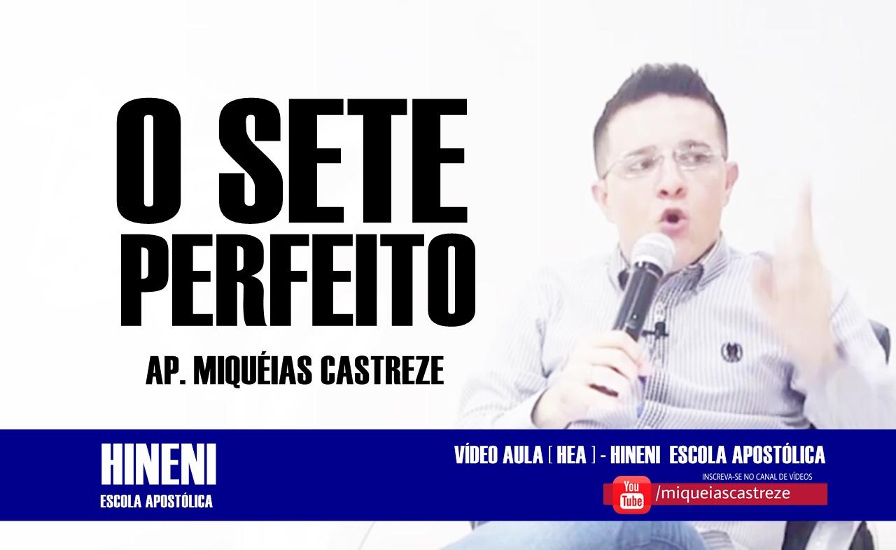 [HEAP 1/17 ] - O SETE PERFEITO