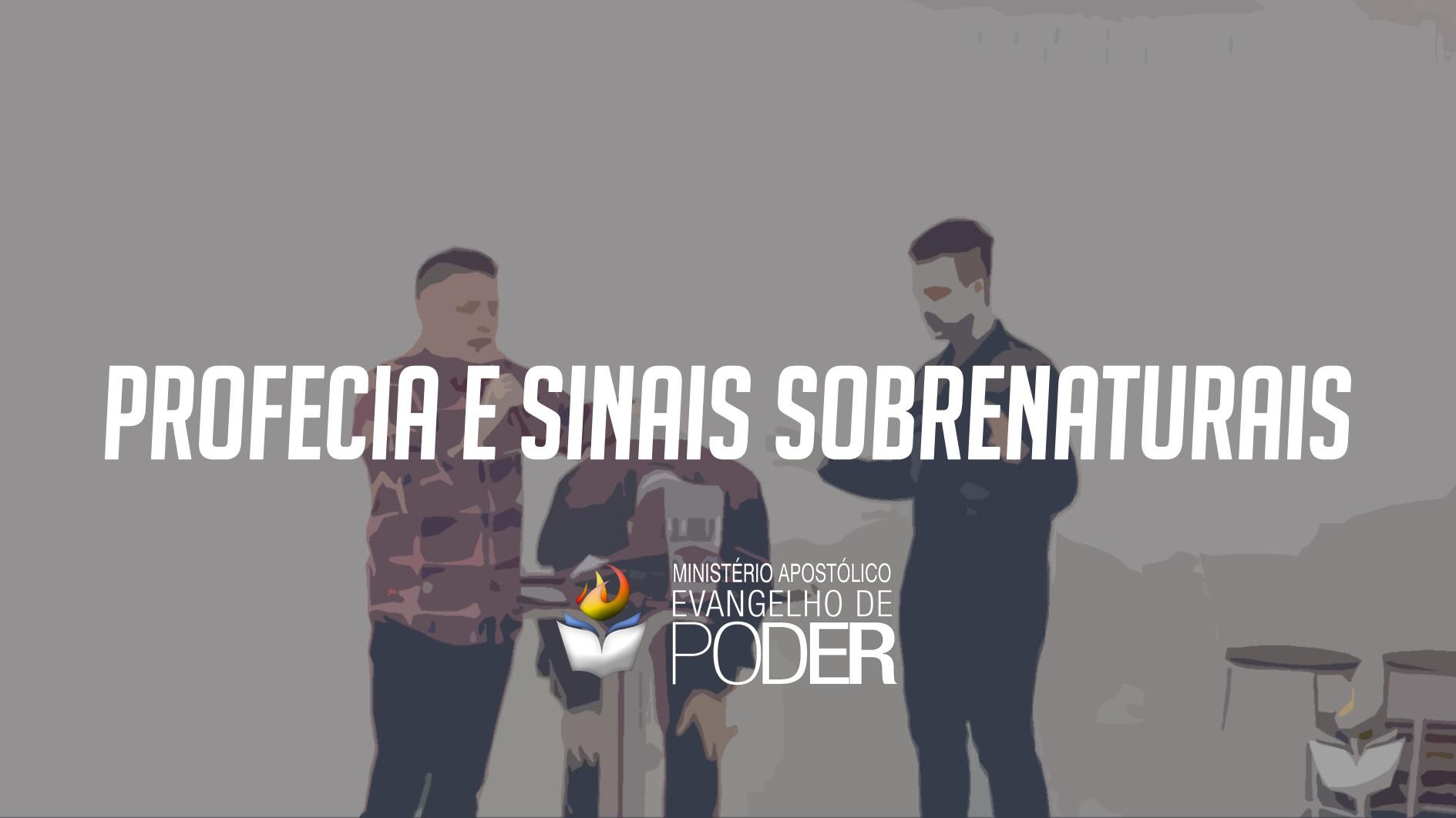 PROFECIA E SINAIS SOBRENATURAIS - ASSISTA , FOI TREMENDO!