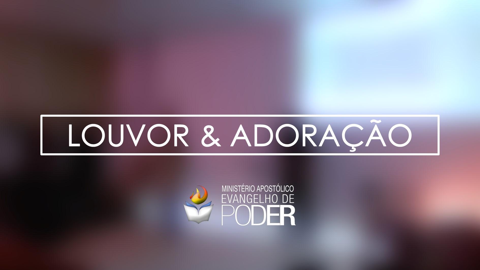 LOUVOR E ADORAÇÃO - SEXTA PROFÉTICA (05, Mai 2017) Live / Ao Vivo
