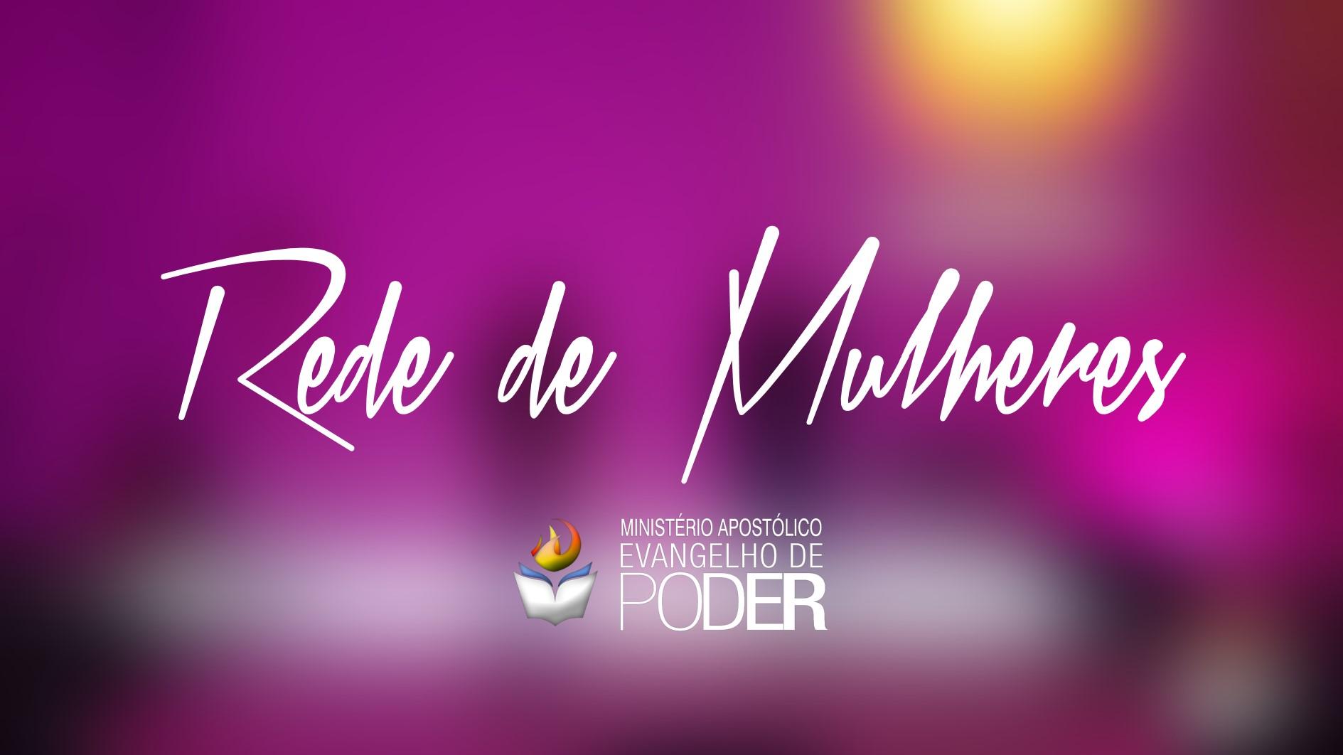 REDE DE MULHERES (MAIO 2017)