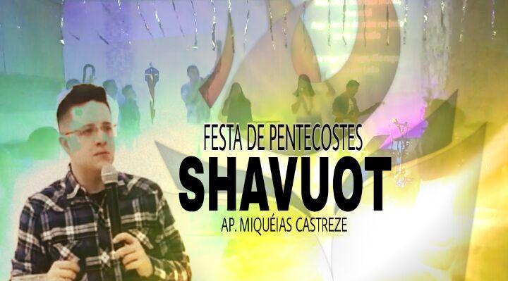 FESTA DE PENTECOSTES
