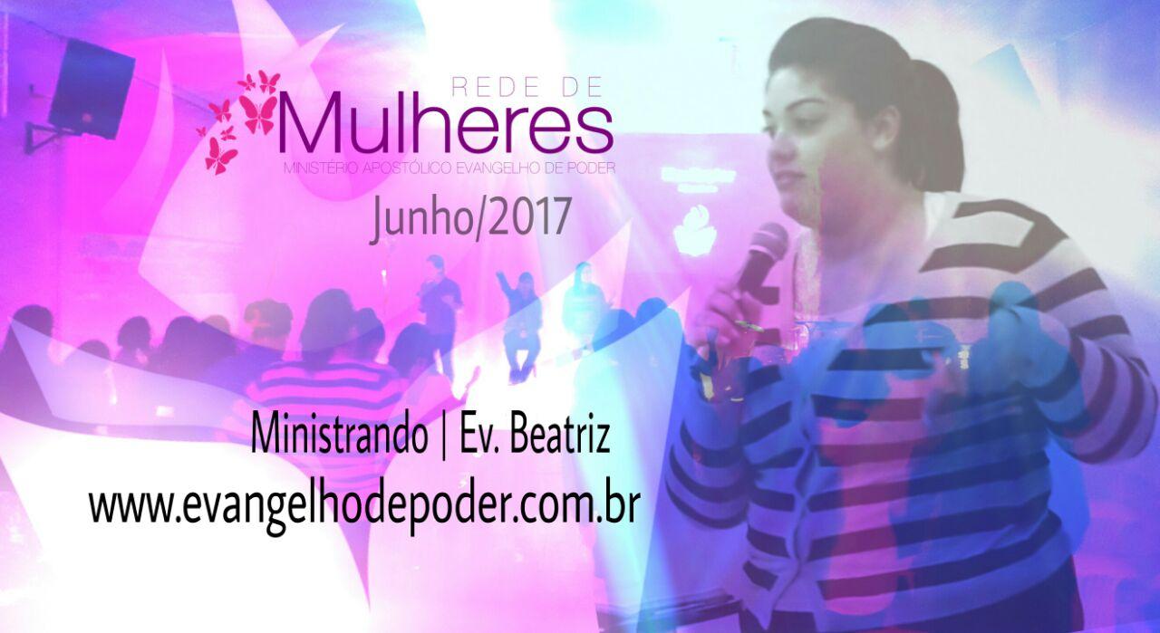 REDE DE MULHERES - JUNHO /2017