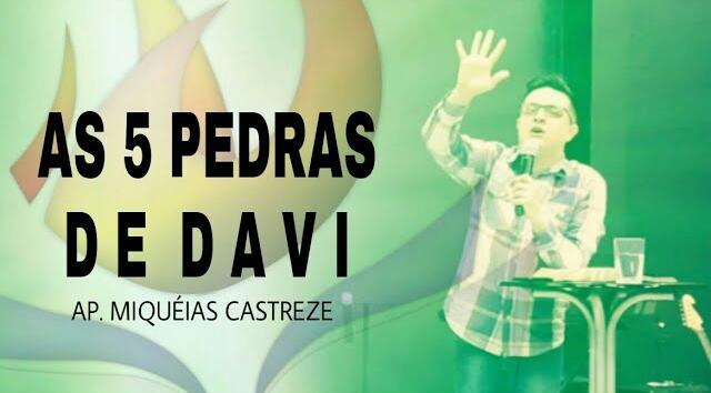 AS 5 PEDRAS DE DAVI