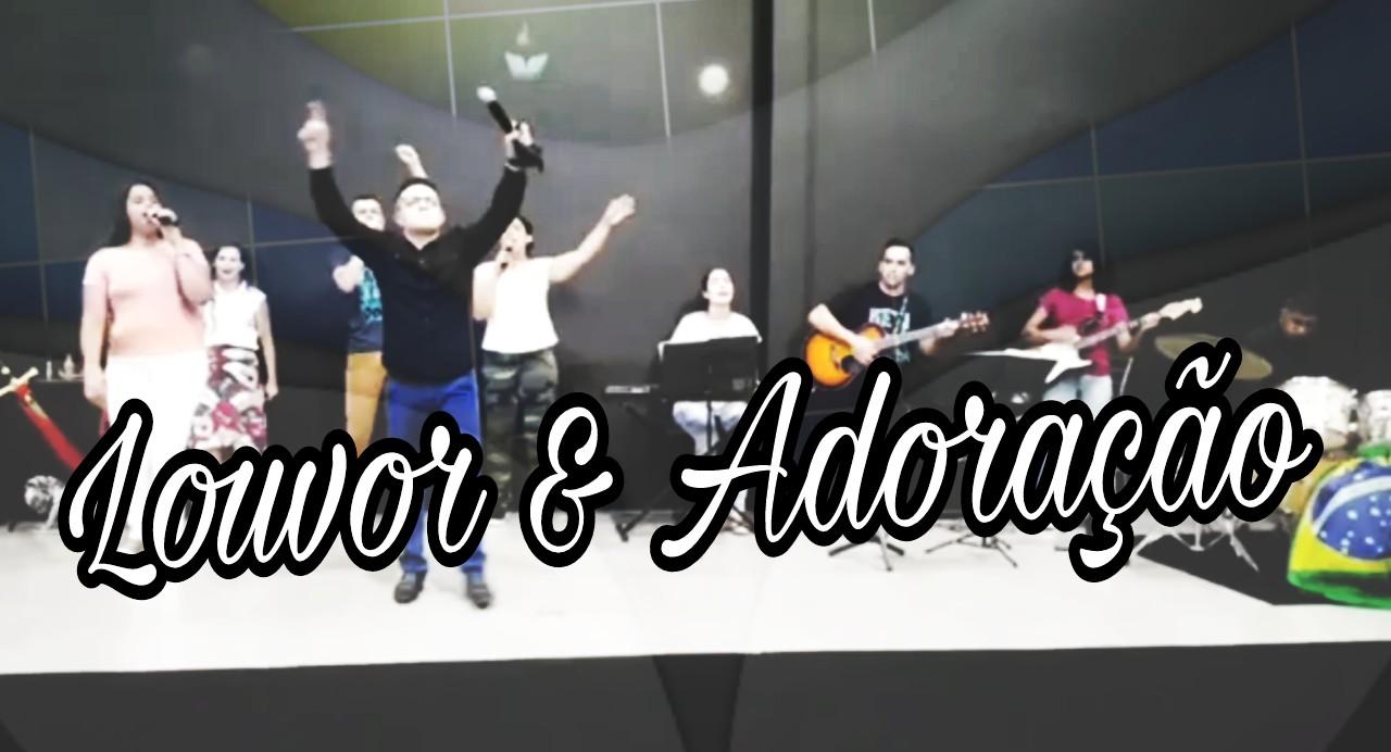 LOUVOR E ADORAÇÃO - DOMINGO APOSTÓLICO (10, Dez 2017)