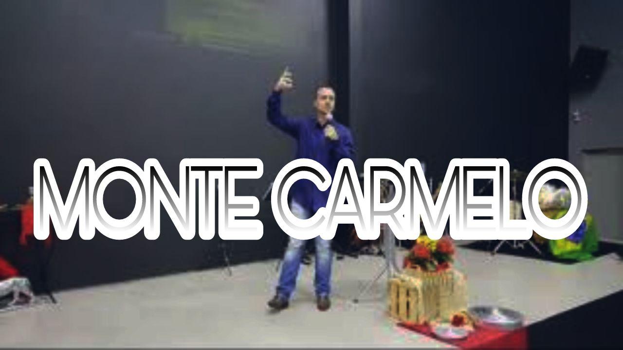 MONTE CARMELO - DOMINGO APOSTÓLICO (03, Dez 2017)