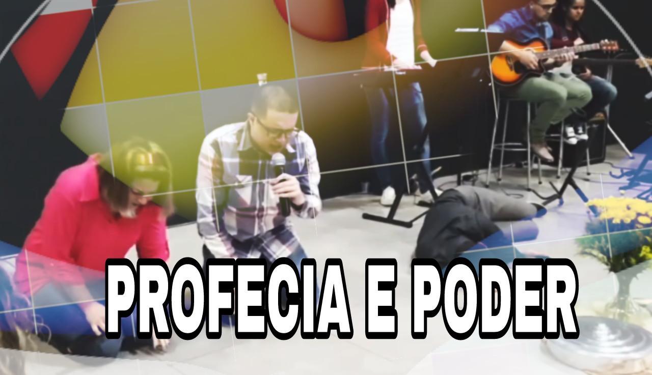 PROFECIA E PODER NO ALTAR - DOMINGO APOSTÓLICO (07, Jan 2017)