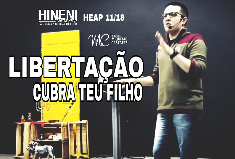 [HEAP 11/18] LIBERTAÇÃO   CUBRA TEU FILHO