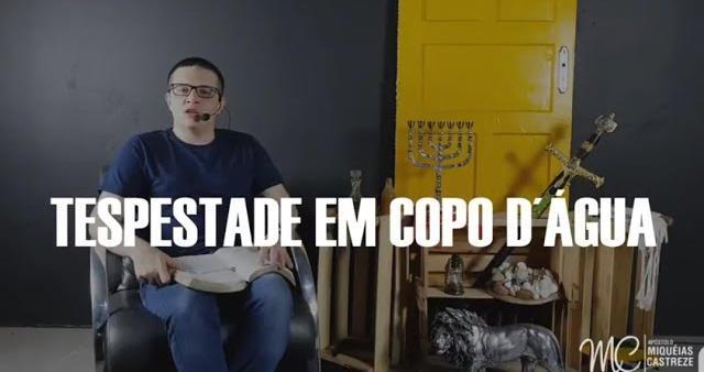 TEMPESTADE EM COPO D'ÁGUA - Série Família Ep. 7 | Palavra de Poder