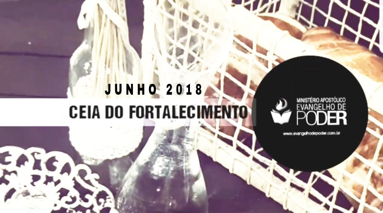 CEIA DO FORTALECIMENTO - Junho/18