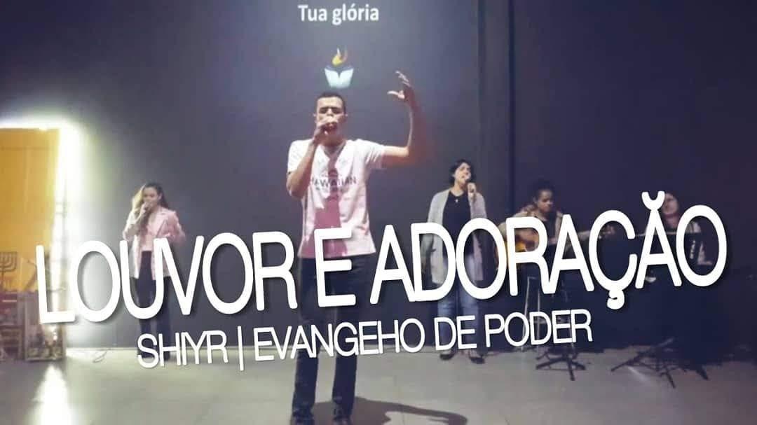 LOUVOR E ADORAÇÃO SHIYR - SEXTA PROFÉTICA (29, JUNHO 2018)