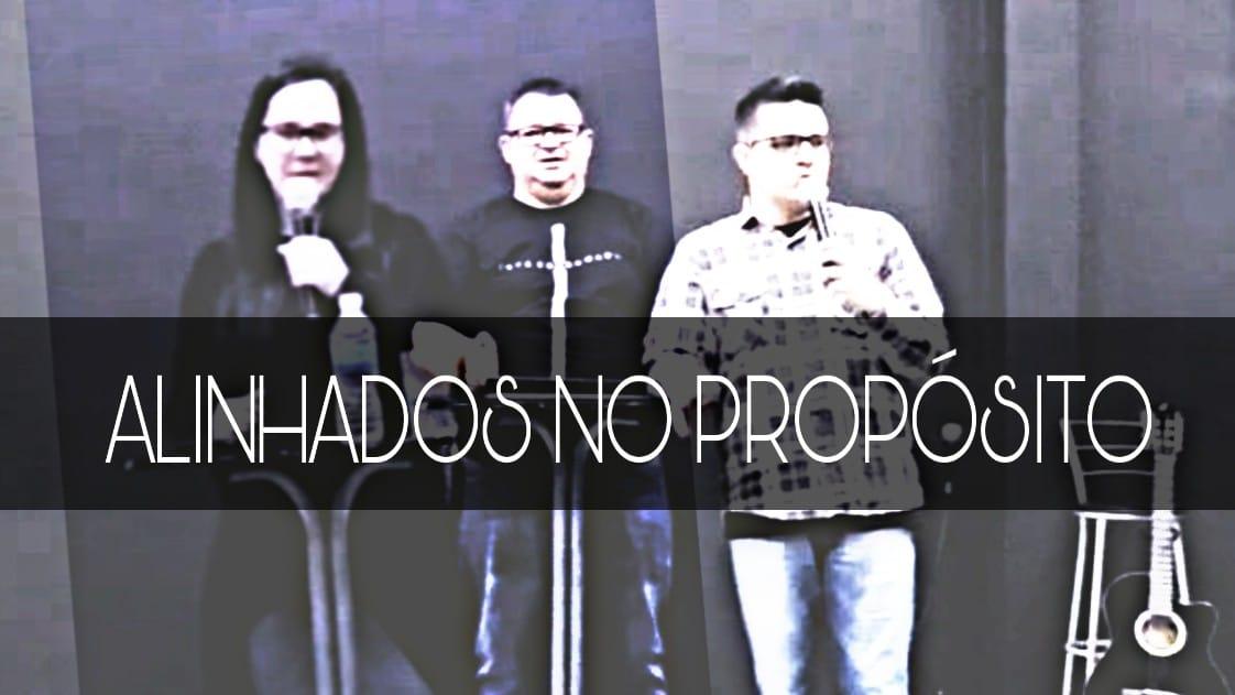 ALINHADOS NO PROPÓSITO - PRA. VERONICA