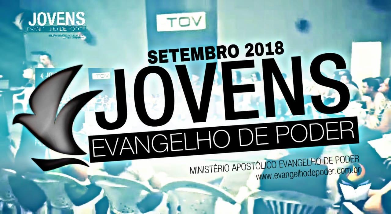 JOVENS - SETEMBRO 2018