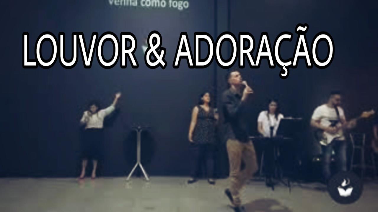 LOUVOR & ADORAÇÃO - DOMINGO APOSTÓLICO (18, NOV 2018)