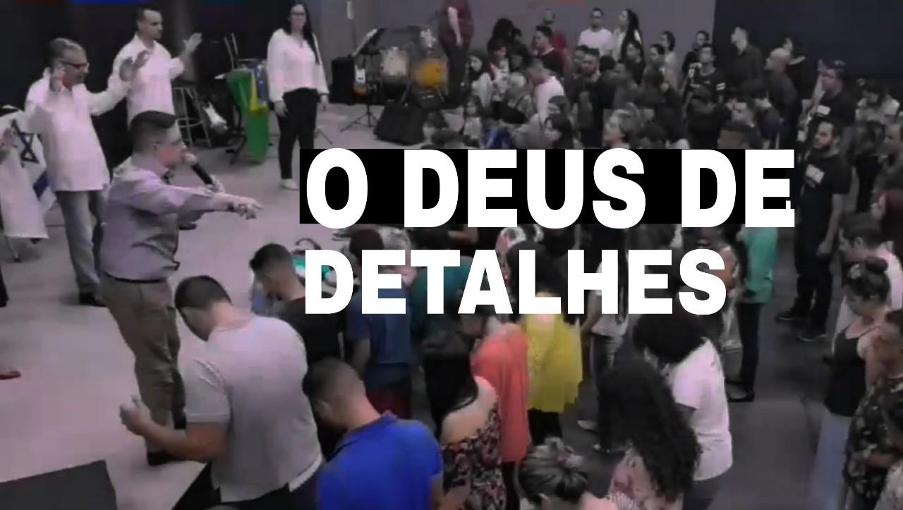 DEUS DE DETALHES - AP. FÁBIO IBBA