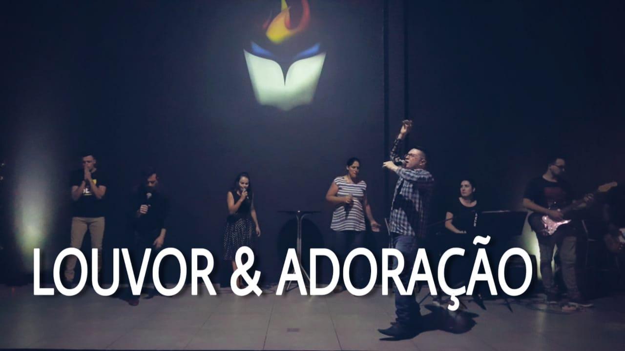 LOUVOR E ADORAÇÃO - SEXTA PROFÉTICA (14, DEZ 2018)