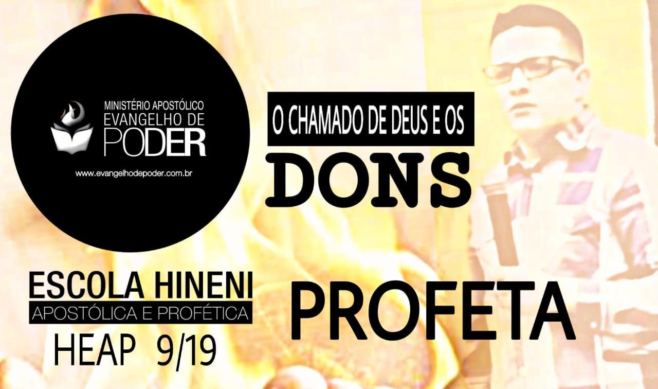 DONS | PROFETA Parte 2/2 - HEAP 9/19