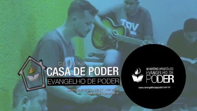 CASA DE PODER - PURIM 2019 - 21, MARÇO | Células Evangelho de Poder