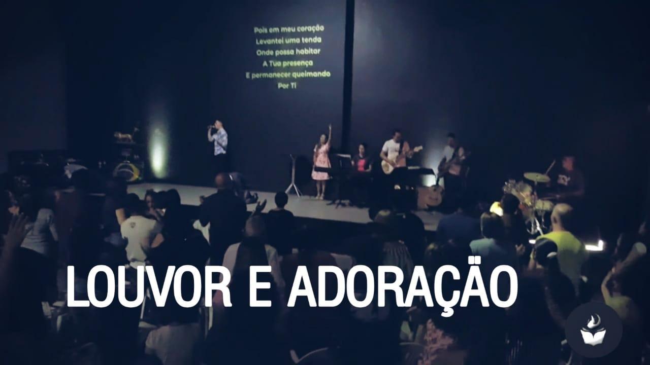 LOUVOR E ADORAÇÃO - DOMINGO APOSTÓLICO (31, MARCO 2019)