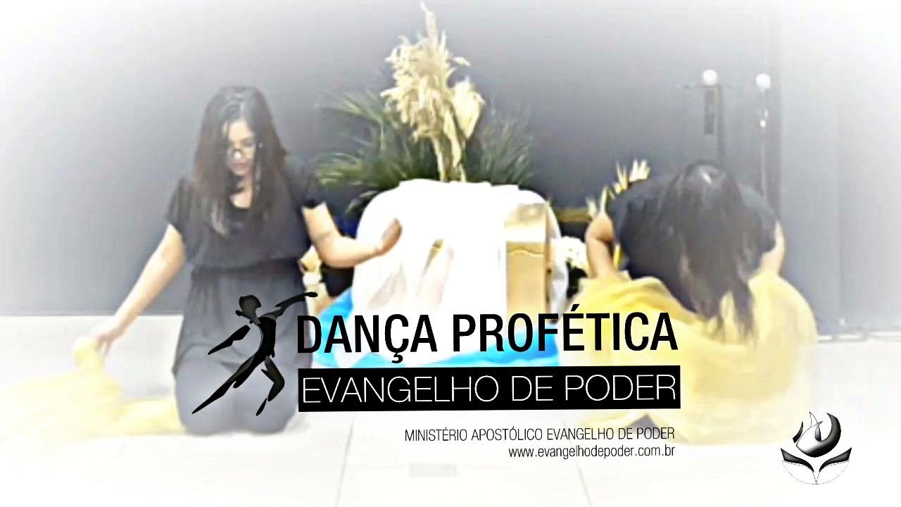 Dança Profética | Jerusalém - Cidade de Deus | Evangelho de Poder