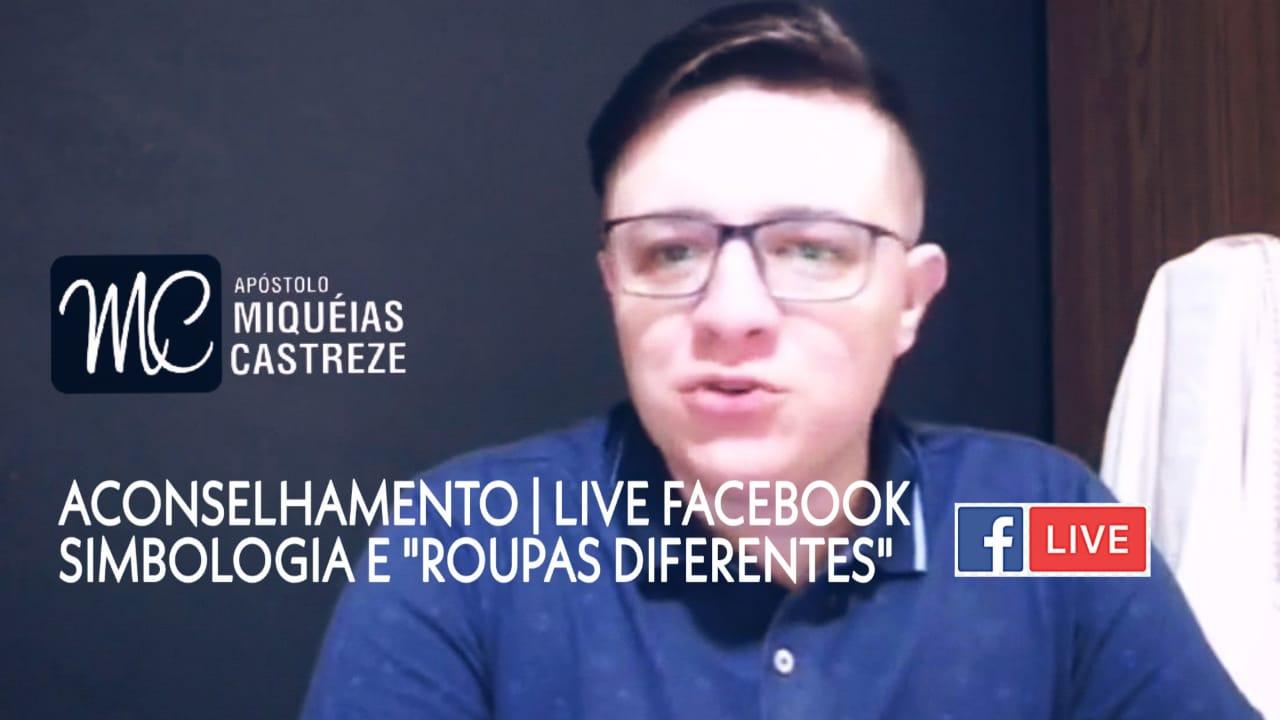 Simbologia & Roupas Diferentes?(!) | Aconselhamento | Ap. Miquéias Castreze